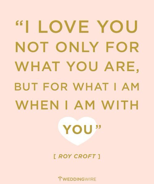 Romantic Wedding Quote 5 Picture Quote #1