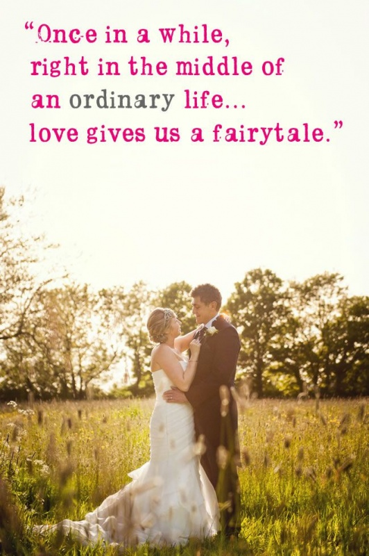 Romantic Wedding Quote 9 Picture Quote #1