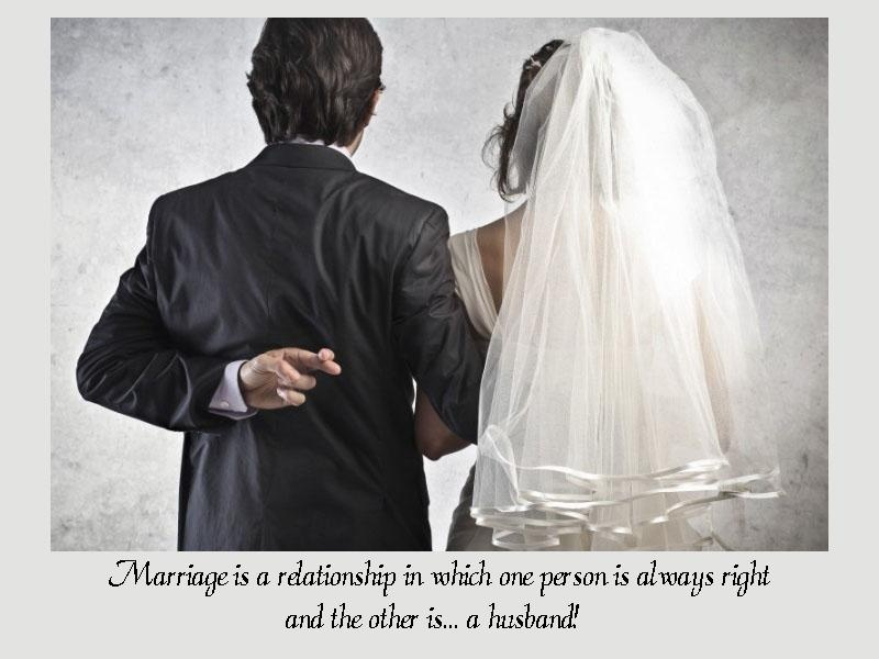 Funny Wedding Quote For Newlyweds 2 Picture Quote #1
