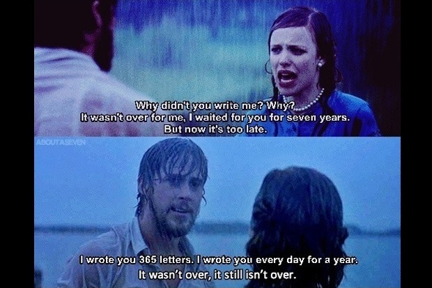 The Notebook Quote | Quote Number 568527 | Picture Quotes