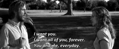 The Notebook Movie Quote 1 Picture Quote #1