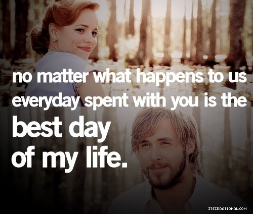 The Notebook Movie Quote 4 Picture Quote #1