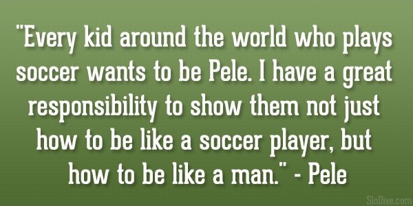 Famous Soccer Quote 2 Picture Quote #1
