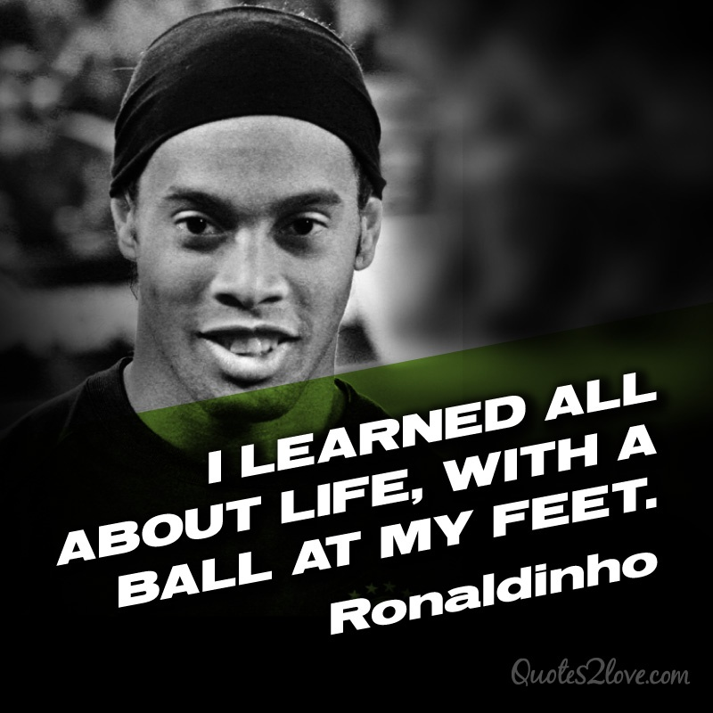 Famous Soccer Quote 3 Picture Quote #1
