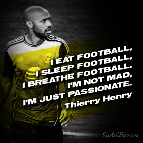 Famous Soccer Quote 5 Picture Quote #1