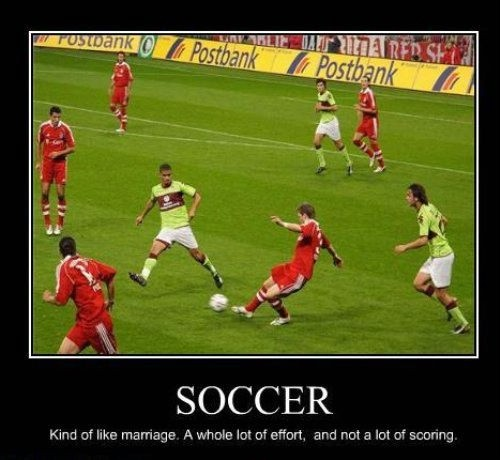 Good Soccer Quote 1 Picture Quote #1