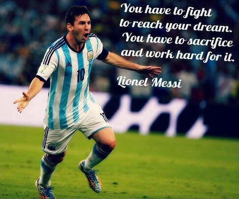 Soccer Quote Impressive Soccer Quote  Quote Number 568803  Picture Quotes