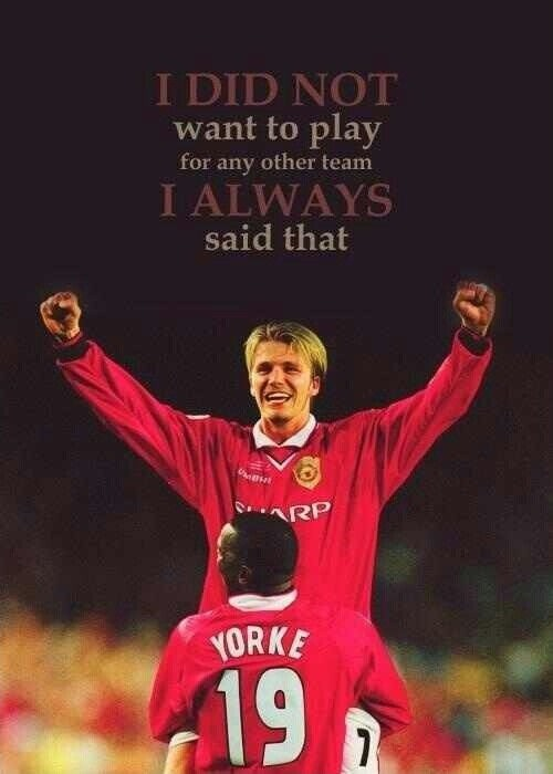 David Beckham Soccer Quote | Quote Number 568850 | Picture ...
