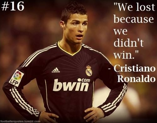 Soccer Quote 11 Picture Quote #1