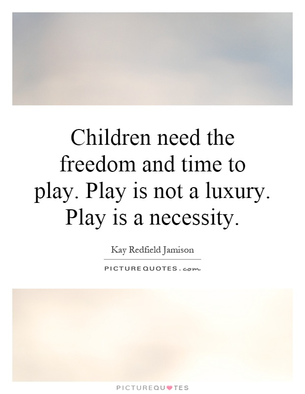 children need to play not compete thesis You have not saved any essays in the essay children need to play, not compete, jessica statsky appeals to the worries and fears of parent in order to convince them.