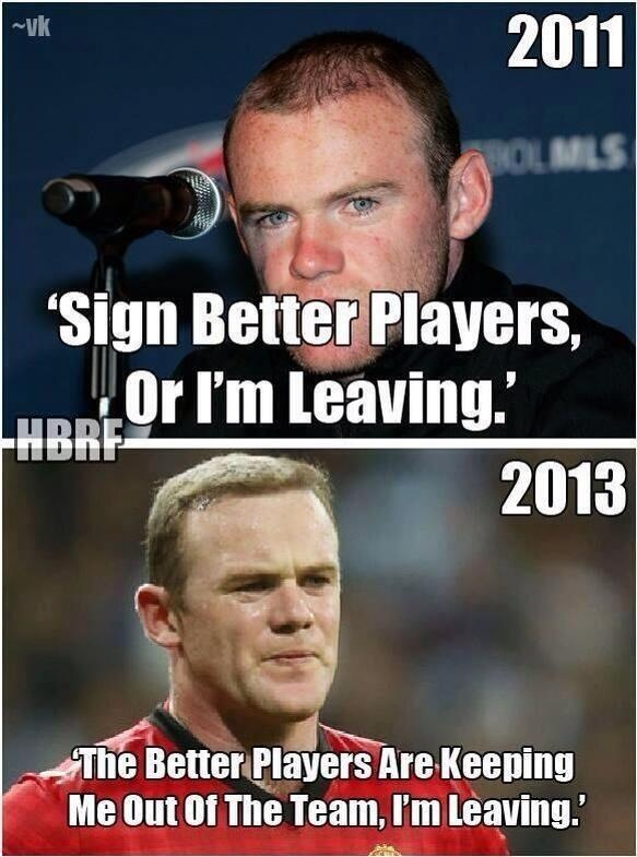 Wayne Rooney Soccer Quote 2 Picture Quote #1