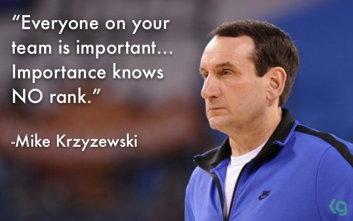 Motivational Quotes For Sports Teams: Basketball Quote Coach K