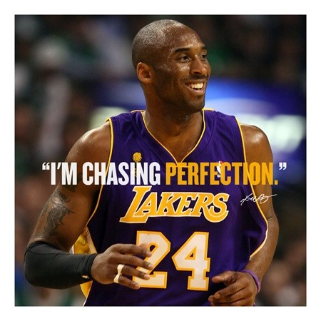 Basketball Quote Kobe Bryant 5 Picture Quote #1