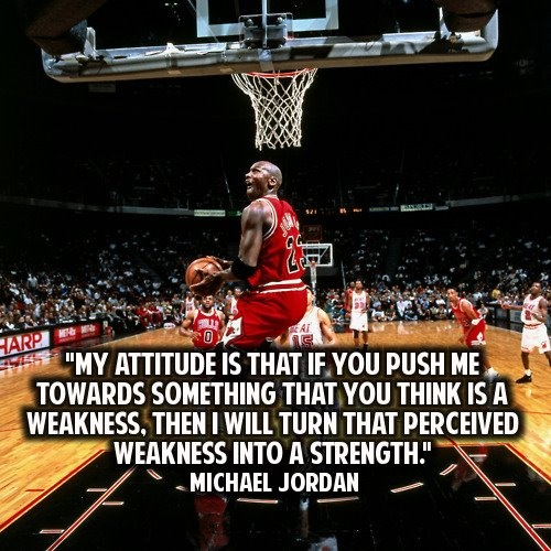 Michael Jordan Basketball Quote 3 Picture Quote #1