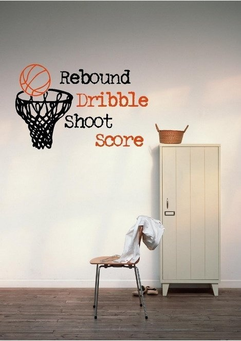 Awesome Basketball Quote 2 Picture Quote #1