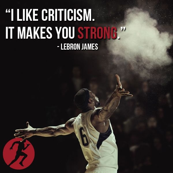 Inspirational Basketball Quote Lebron James 1 Picture Quote #1