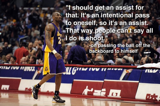 Famous Basketball Quote Kobe Bryant 2 Picture Quote #1