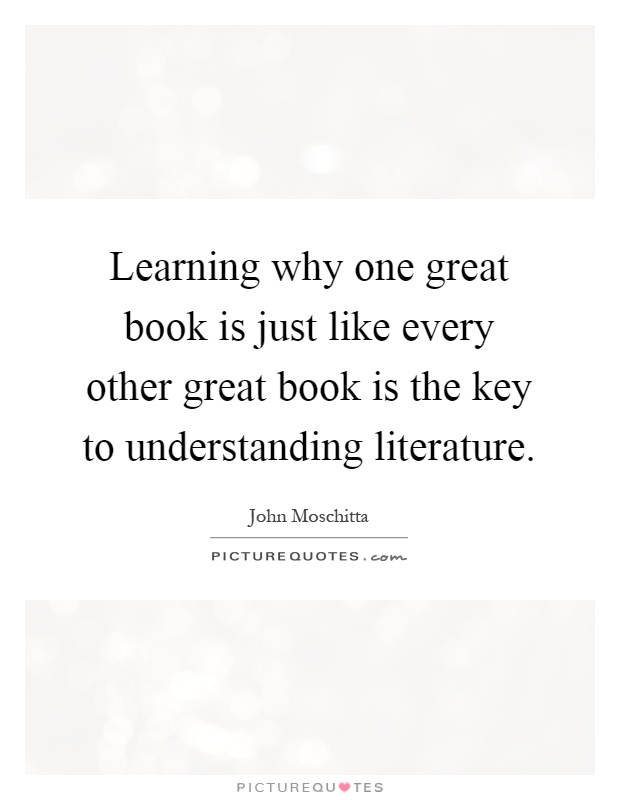 why a great books education is Why education is important | your child needs a steady diet of his abcs  they needed to see that the world outside was more than just books  a good education .
