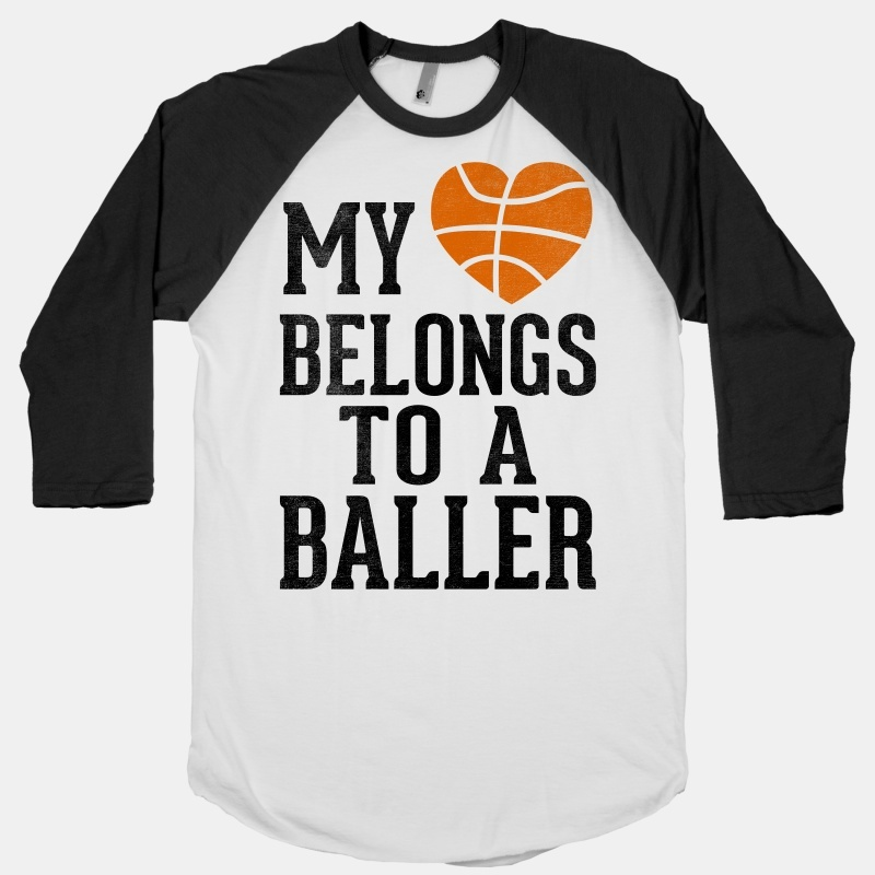 Basketball Quote For Boyfriend Shirt 1 Picture Quote #1