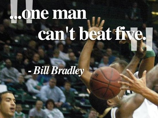 Famous Basketball Quote 1 Picture Quote #1