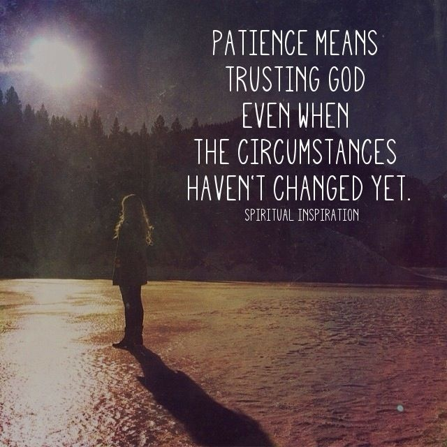 Biblical Patience Quote | Quote Number 570442 | Picture Quotes