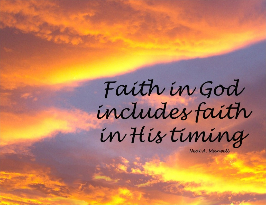 Faith In God Quotes & Sayings | Faith In God Picture Quotes