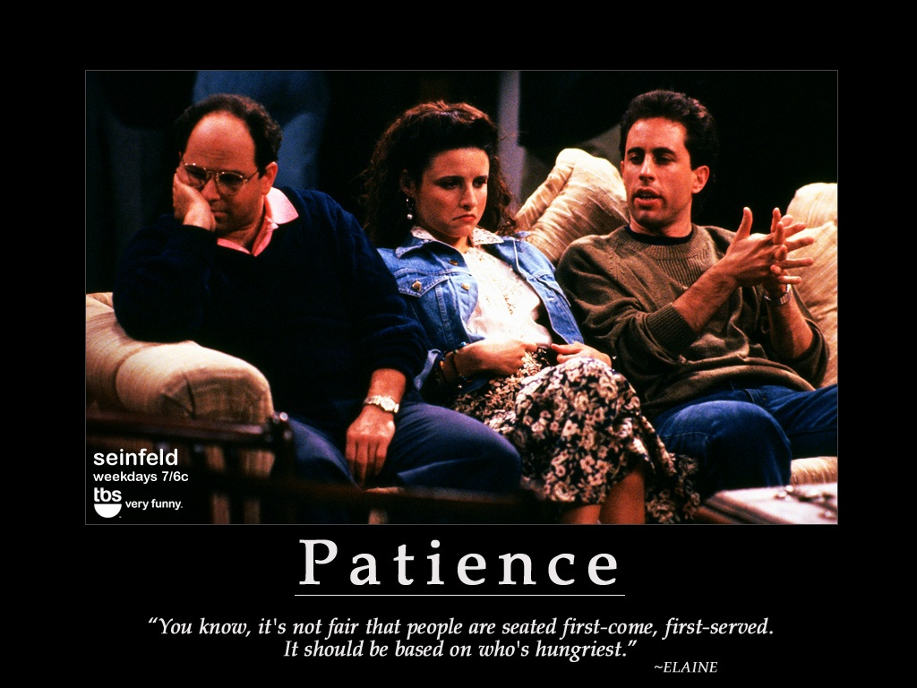 Patience Quote 18 Picture Quote #1