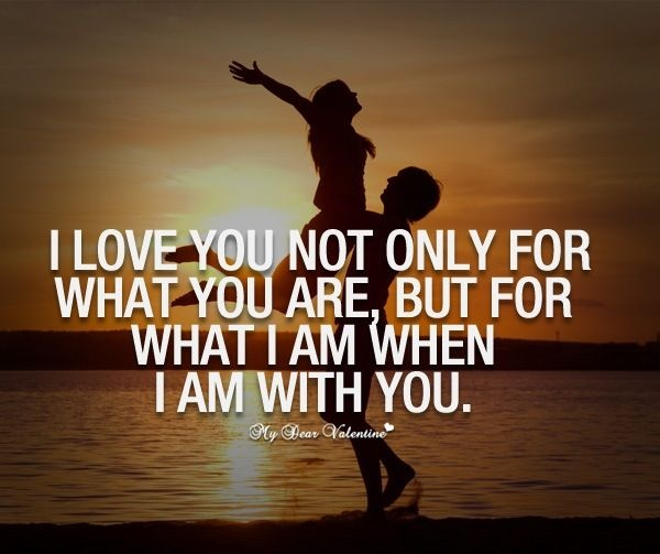 Greatest I Love You Quotes