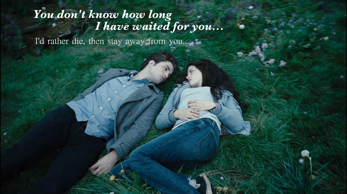 Famous Love Quote From Twilight 1 Picture Quote #1