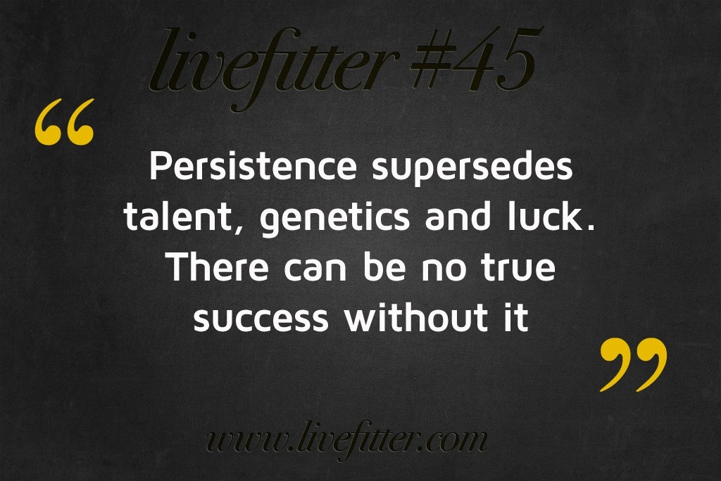 Persistence Motivational Quotes: Perseverance Quotes & Sayings