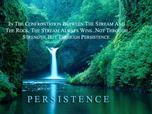 Perseverance Quote 8 Picture Quote #1