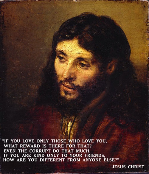 Jesus Christ Quote About Love 1 Picture Quote #1