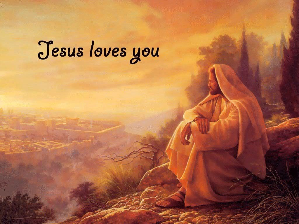 I Love Jesus Christ Quote 2 Picture Quote #1