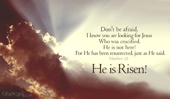 Resurrection Of Jesus Christ Quote 1 Picture Quote #1