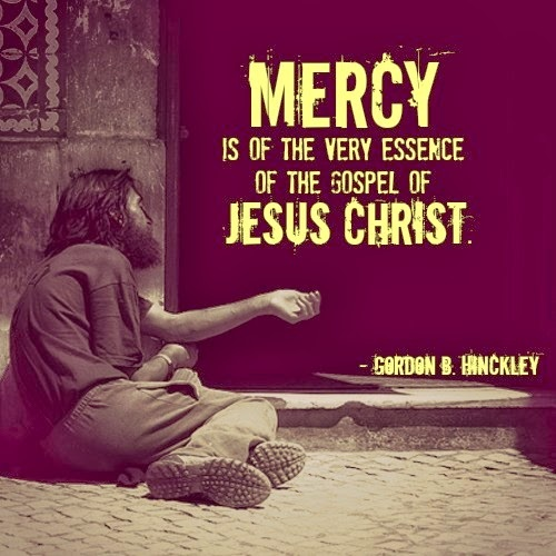 Mercy Jesus Christ Quote 2 Picture Quote #1