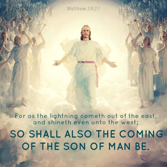 Quote About Jesus Christ Coming 1 Picture Quote #1