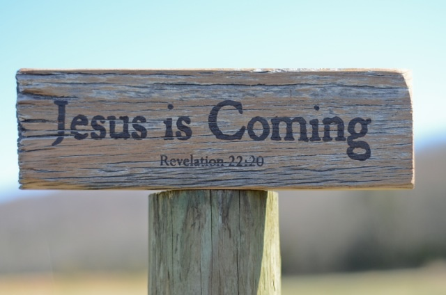Quote About Jesus Christ Coming 2 Picture Quote #1