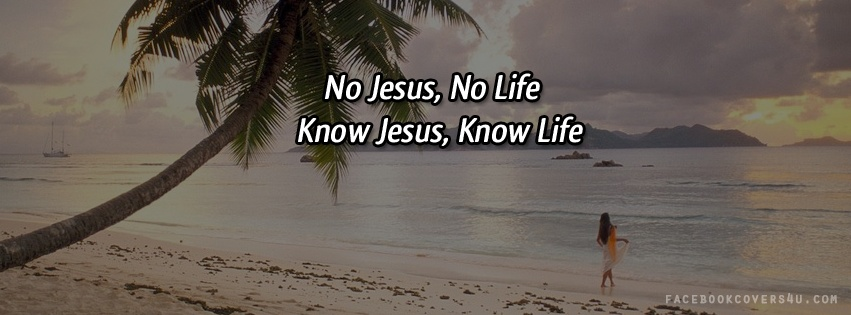 Jesus Christ Quote Cover 1 Picture Quote #1