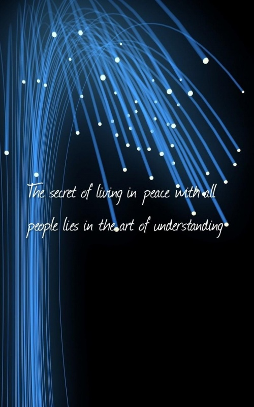 The Art Of Peace Quote 1 Picture Quote #1