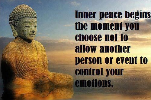 Inner Peace Quote 1 Picture Quote #1