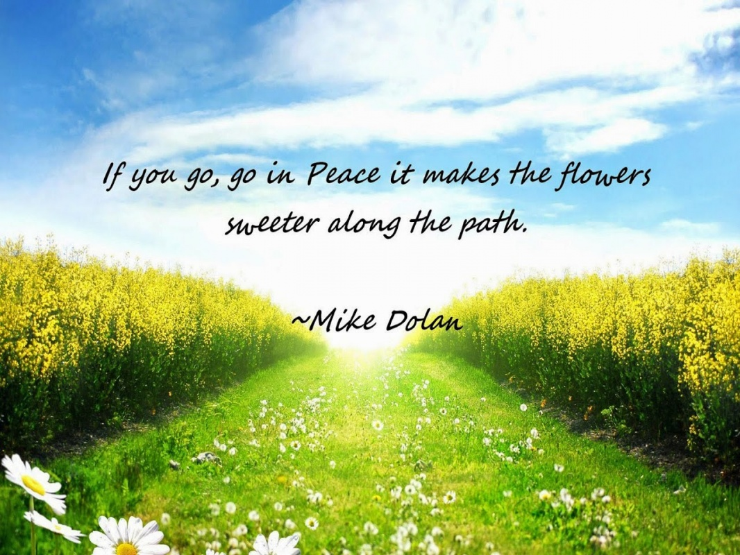 Peace Quote 18 Picture Quote #1
