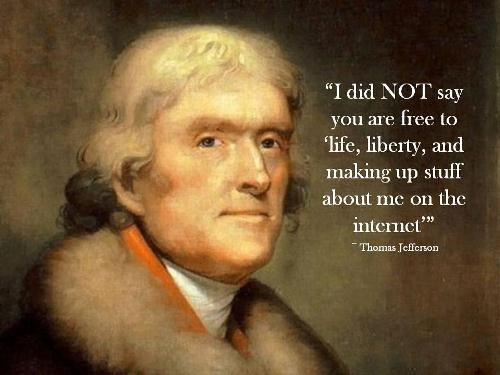 Thomas Jefferson Quote 1 Picture Quote #1
