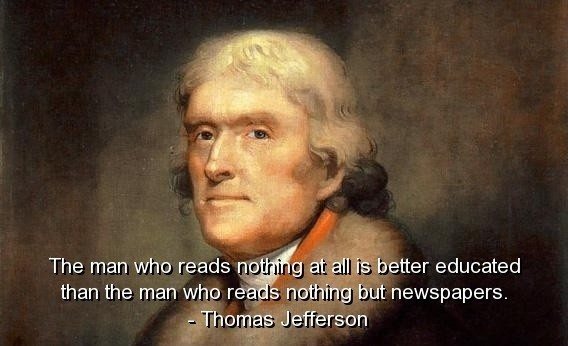 Thomas Jefferson Quote On Education 1 Picture Quote #1