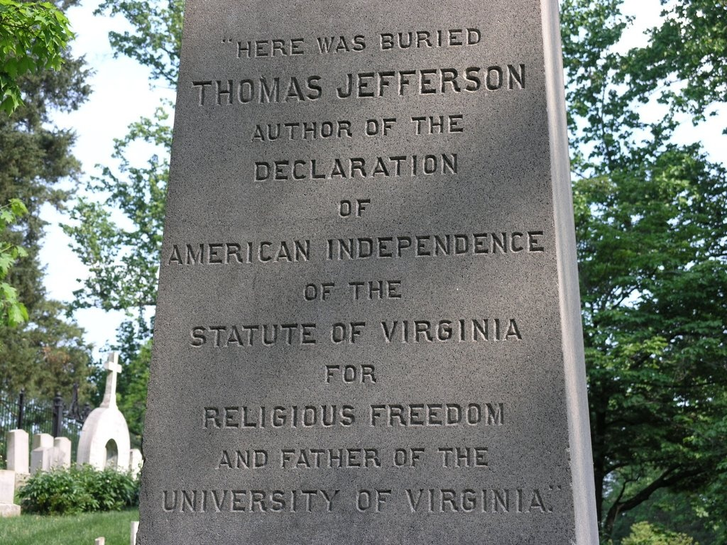 Thomas Jefferson Quote 3 Picture Quote #1