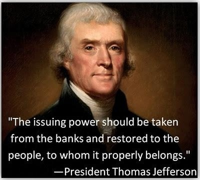 Thomas Jefferson Quote 5 Picture Quote #1