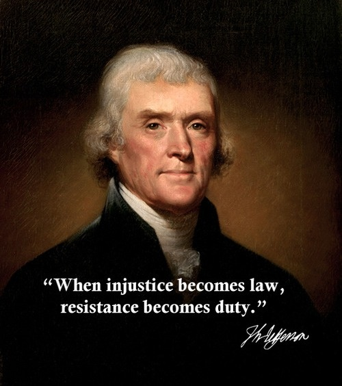 Thomas Jefferson Quote 9 Picture Quote #1
