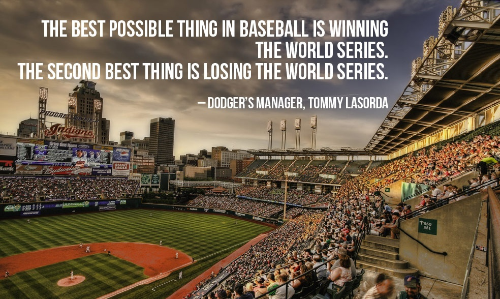 World Famous Sports Quote 1 Picture Quote #1
