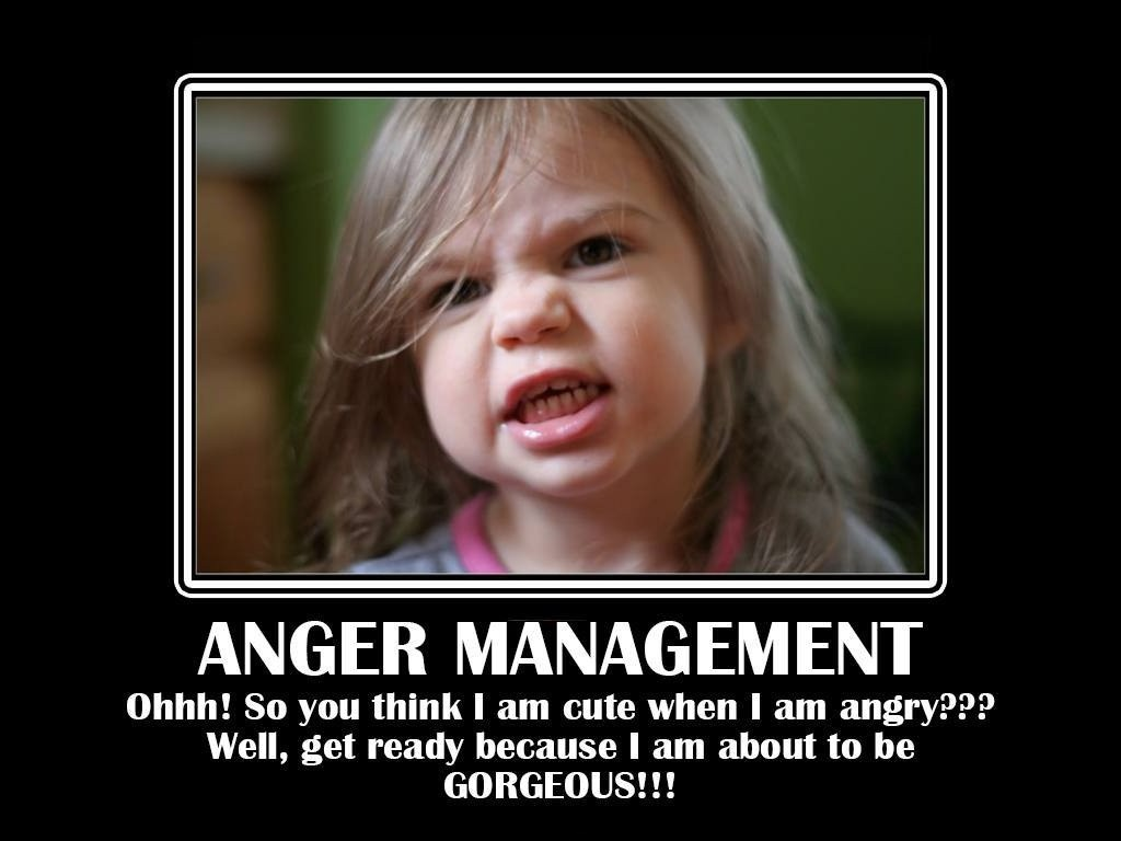 Funny Anger Quote 1 Picture Quote #1