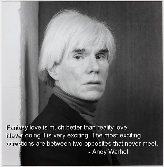 Andy Warhol Quote 1 Picture Quote #1