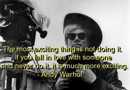Andy Warhol Quote 2 Picture Quote #1